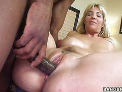 Порно бесплатно большим членом в рот