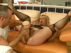 реальное порно зрелых дам