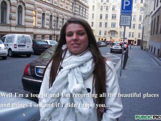 Порно видео пикап на улице