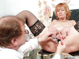 Секс осмотр у врача