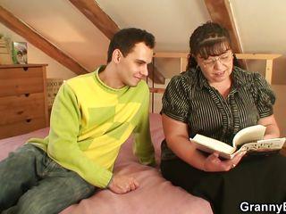 Китайские бабушки порно
