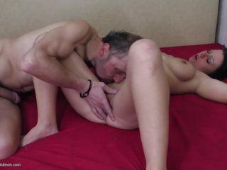 Зрелые нудисты порно