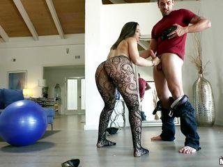 Секс с учителем физры