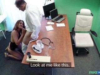 Видео секс беременная у доктора